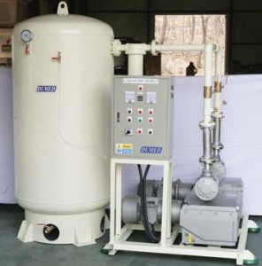 Medical Vacuum Plant